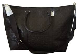 Coach Drak Brown Travel Bag
