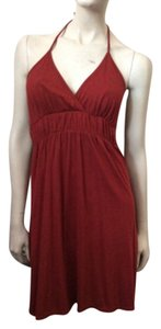 Hard Tail short dress Maroon on Tradesy