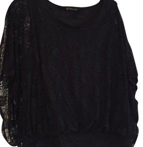 Grass Collection Top black