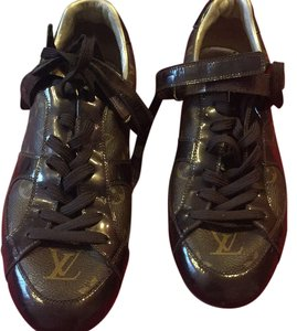 Louis Vuitton Brown and gold Athletic