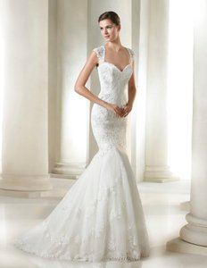 St. Patrick San Patrick Halsey Wedding Dress