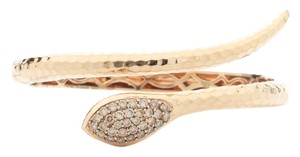 Roberto Coin Roberto Coin Serpent Diamond Bracelet 18 Karat Rose Gold. Comes With A Free Gift!!!!
