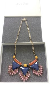Glint and Gleam Statement Necklace