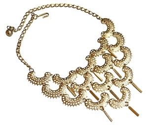Sarah Coventry Vintage Sarah Coventry Gold Bib Necklace