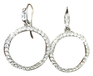 MONET CZ Drop Earrings