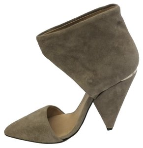 IRO Grey Pumps
