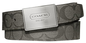 Coach COACH MEN'S CUT TO SIZE REVERSIBLE BELT (SHIP VIA PRIORITY MAIL) (BOXED)