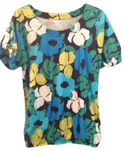 Croft & Barrow Floral Top Multi
