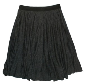 Ann Taylor Xs Skirt Grey