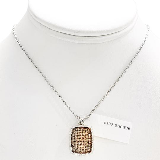 Preload https://img-static.tradesy.com/item/7063318/roberto-coin-18-karat-white-gold-and-mocha-diamond-necklace-0-8-540-540.jpg