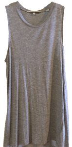 Bella Luxx Top Heather Grey
