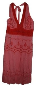 Moda International short dress red on Tradesy