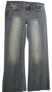 Forever 21 Relaxed Fit Jeans-Medium Wash