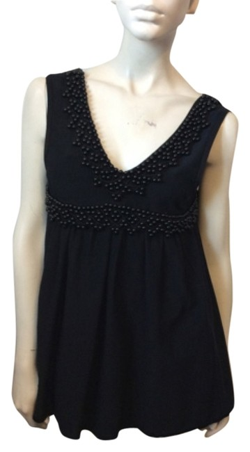 Preload https://img-static.tradesy.com/item/7065826/tracy-reese-black-blouse-size-8-m-0-1-650-650.jpg