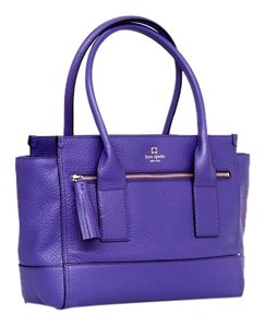 Kate Spade Wkru 2649 Pade Tote in Aster/purple