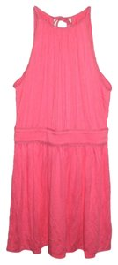 Juicy Couture short dress Pink New With Tags on Tradesy