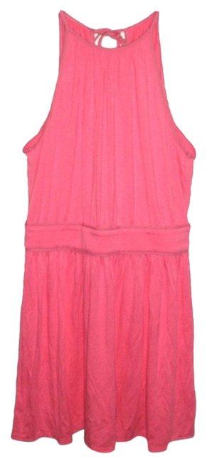 Preload https://img-static.tradesy.com/item/7066006/juicy-couture-pink-new-with-tags-knee-length-short-casual-dress-size-4-s-0-1-650-650.jpg