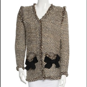 Lanvin Tweed Boucle Tweed