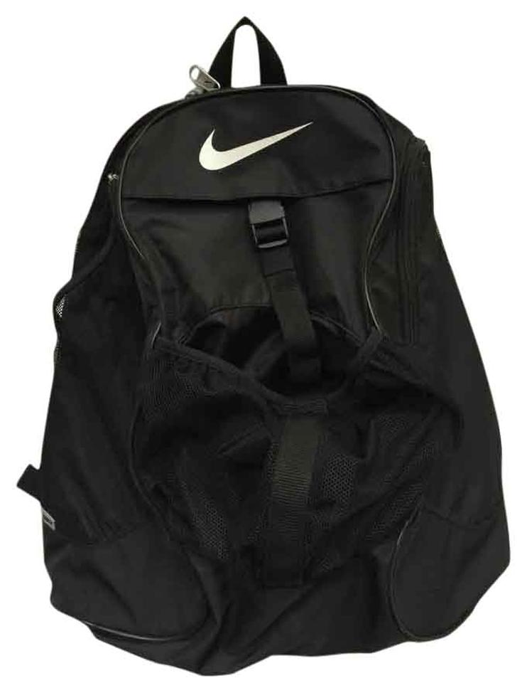 5036114c07 Nike Shoe Pockets Ball Holder Nylon Earbud Cutout Backpack Image 0 ...