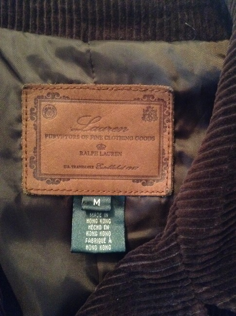Ralph Lauren Brown Jacket