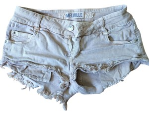 Brandy Melville Cutoff Cut Off Shorts Very light pink/Beige-ish/Blush pink