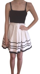 Betsey Johnson Betsy Johnson black and white cocktail dress