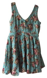 Lucca Couture short dress on Tradesy