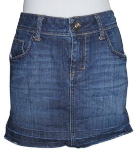Apt. 9 Mini Skirt jeans