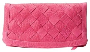 Heather Hawkins Pink Clutch