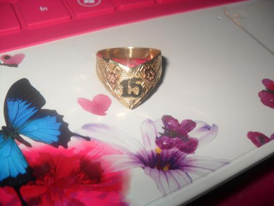 Other SWEET 15 ring 14K