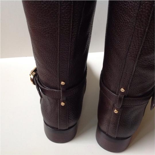Tory Burch Chocolate Brown Boots