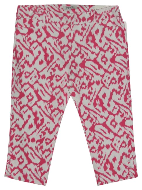 Preload https://item5.tradesy.com/images/pinkwhite-new-with-tags-jennifer-and-grace-capris-size-14-l-34-706989-0-0.jpg?width=400&height=650