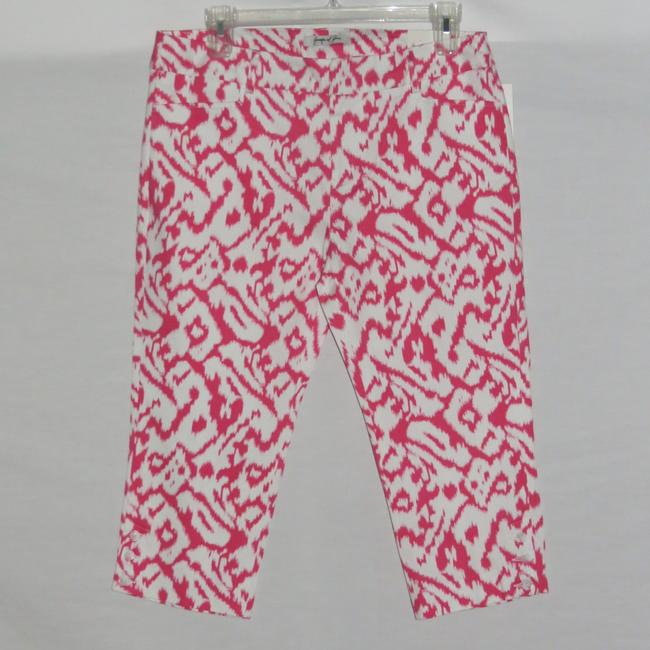 Other Capris Pink/White