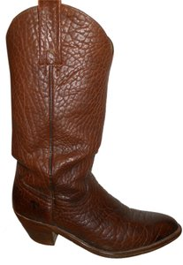 Frye Leather Men Men's Western brown Boots