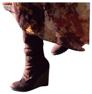 Carlos by Carlos Santana NEW Brown Boots