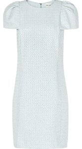 Reiss Tweed Puffedsleeve Fashion Dress