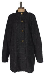 Steve Madden Frayed Tweed Steeve Coat