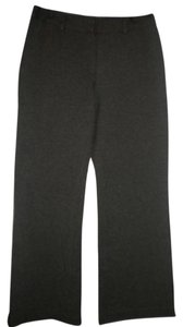 Lands' End Relaxed Pants Gray