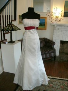 Alfred Angelo Authentic Alfred Angelo Bridal Gown Nwt Size 10 Wedding Dress
