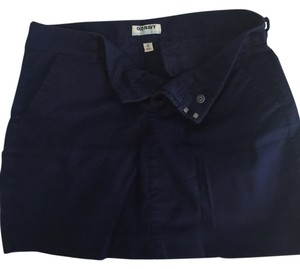 Old Navy Skirt Navy Blue