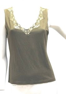 Ralph Lauren Dark Green Top