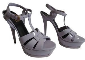 Saint Laurent Ysl Tribute LILAC Sandals