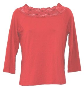 Marks & Spencer Stretchy Top RED