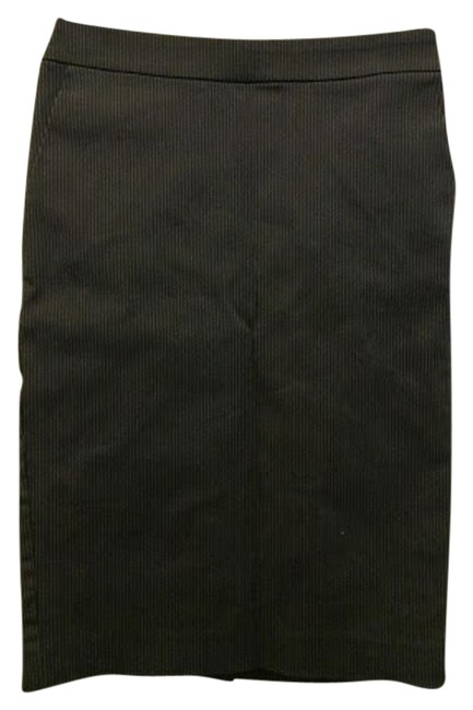 Mango Skirt Dark Gray