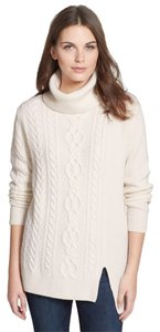 Nordstrom Collection Cashmere Heavyweight Cashmere Cashmere Turtleneck 100% Cashmere Turtleneck Sweater