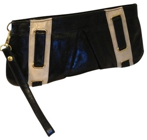 URBAN Expressions blk.cream Clutch