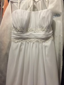 David's Bridal 9v9743 Wedding Dress