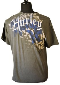Hurley Men's T Shirt Gray
