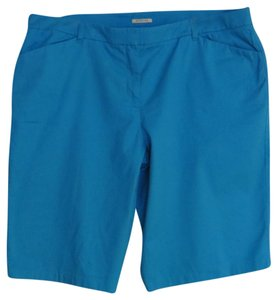 Jones New York Bermuda Shorts Blue