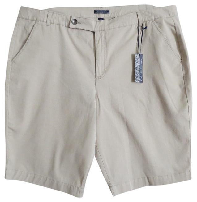 Preload https://item5.tradesy.com/images/bandolino-khaki-new-with-tags-bermuda-shorts-size-24-plus-2x-707609-0-0.jpg?width=400&height=650